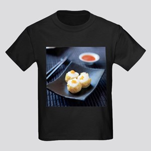 Dim sum - Kid's Dark T-Shirt