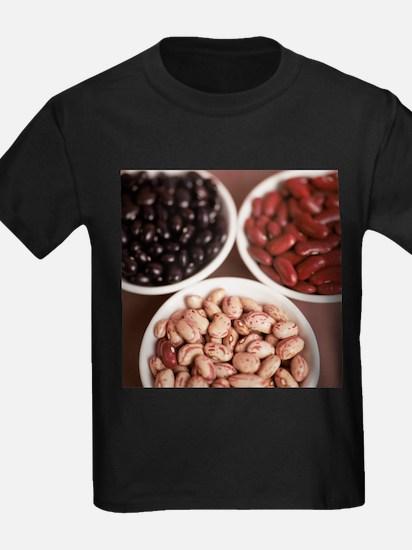 Dried pulses - Kid's Dark T-Shirt