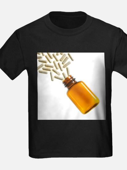 Dietary supplements - Kid's Dark T-Shirt
