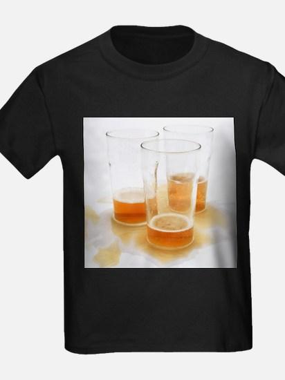 Lager - Kid's Dark T-Shirt