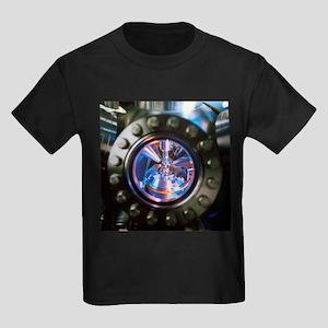 Scanning electron microscope - Kid's Dark T-Shirt