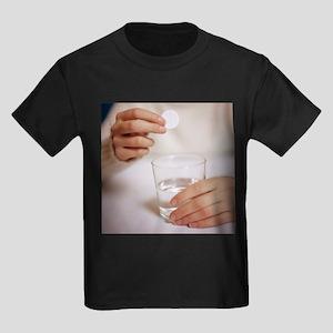 Soluble painkiller - Kid's Dark T-Shirt