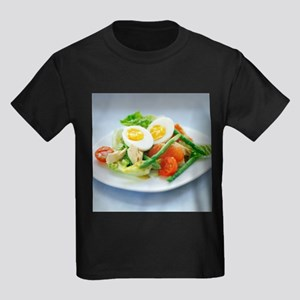 Salad - Kid's Dark T-Shirt