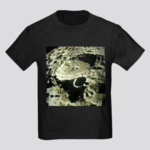 Apollo 11 image of craters on the Moon - Kid's Dar