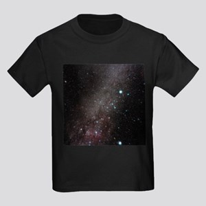 Canis Major constellation - Kid's Dark T-Shirt