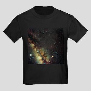Centre of Milky Way - Kid's Dark T-Shirt