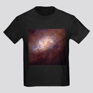 HST image of star birth in galaxy NGC 1808 - Kid's