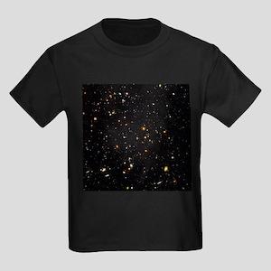 Hubble Ultra Deep Field galaxies - Kid's Dark T-Sh