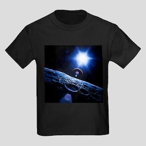 Extrasolar planetary system - Kid's Dark T-Shirt