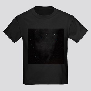 Leo constellation - Kid's Dark T-Shirt