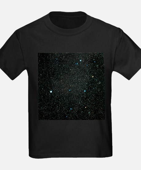 Pegasus constellation - Kid's Dark T-Shirt