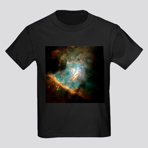 Orion nebula - Kid's Dark T-Shirt