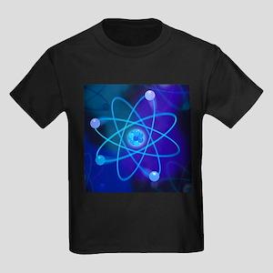 Atomic structure - Kid's Dark T-Shirt