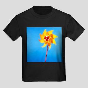 Toy windmill - Kid's Dark T-Shirt