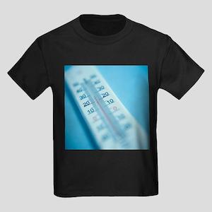 Thermometer - Kid's Dark T-Shirt