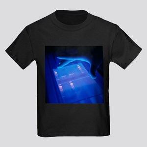 DNA research - Kid's Dark T-Shirt