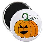 Jack o'Lantern Cutie Non-Candy Treats - 10 magnet