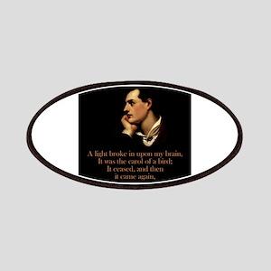 A Light Broke - Lord Byron Patch