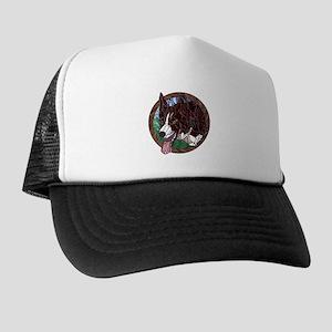 Fawn's Redheaded Trucker Hat