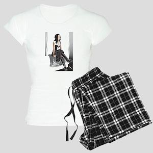Goth Girl (A) Women's Light Pajamas