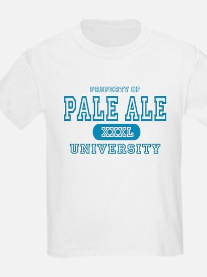 Pale Ale University IPA Kids T-Shirt