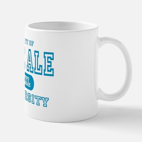 Pale Ale University IPA Mug