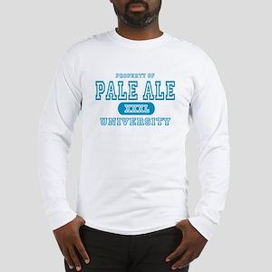 Pale Ale University IPA Long Sleeve T-Shirt