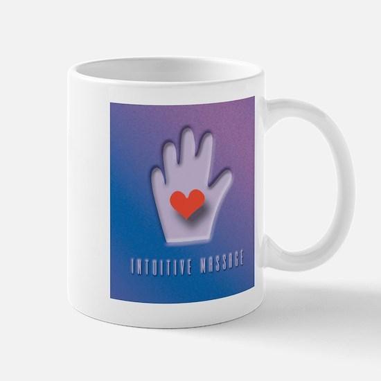 intuitive massage Mug