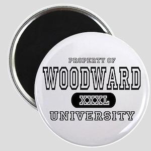 Woodward University Property Magnet