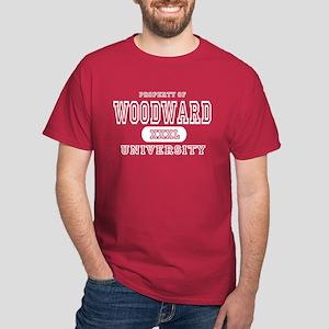 Woodward University Property Dark T-Shirt