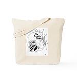 Crescent Dancer Tote Bag