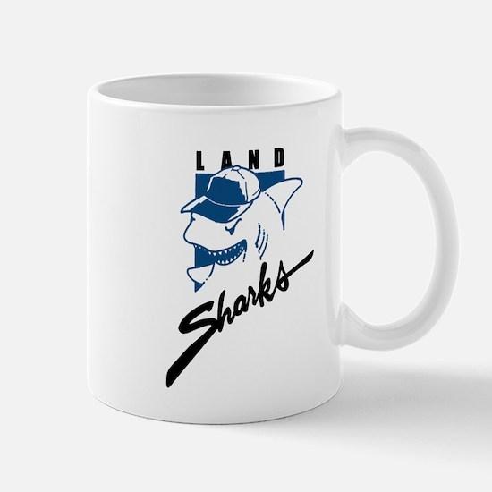 Land Sharks Mug