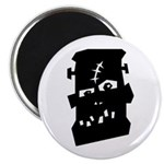 Frankenstein Non-Candy Treats - 10 magnet pack