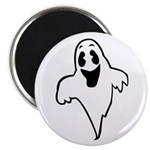 Halloween Ghost Non-Candy Treats - 10 magnet pack