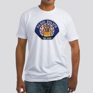 Fargo Police Fitted T-Shirt