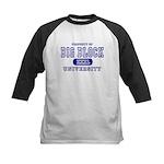 Big Block University Property Kids Baseball Jersey