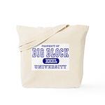 Big Block University Property Tote Bag