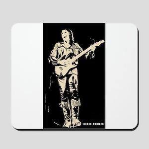 robin trower original art Mousepad
