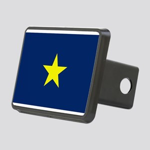Flag of Texas 1836-1839 Rectangular Hitch Cover