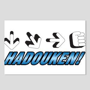 Hadouken! Postcards (Package of 8)