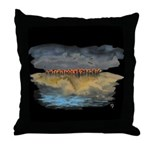 The Woods IV Throw Pillow