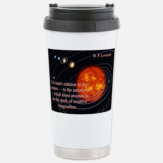 It Is Man's Relation - H P Lovecraft Mugs