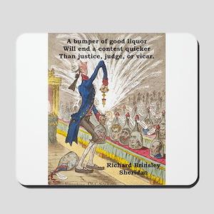 A Bumper Of Good Liquor - Richard Brinsley Sherida