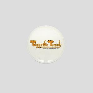 Tiggerific Travels Mini Button