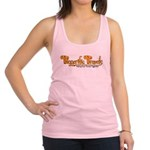 Tiggerific Travels Racerback Tank Top