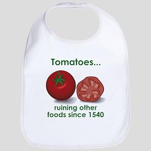 Tomatoes Suck Bib