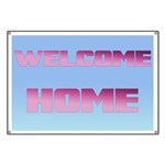 Welcome Home Banner Banner