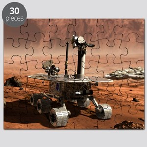 Mars Opportunity rover - Puzzle