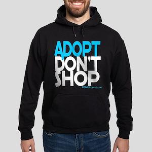 Adopt Dont Shop Hoodie (dark)