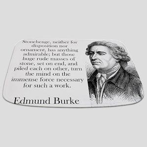 Stonehenge - Edmund Burke Bathmat